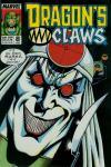 Dragon's Claws #8 comic books for sale
