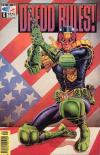 Dredd Rules #6 comic books for sale