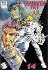 Drunken Fist #14 comic books for sale
