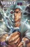 Drunken Fist #19 comic books for sale