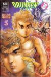 Drunken Fist #5 comic books for sale