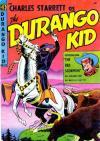 Durango Kid #23 Comic Books - Covers, Scans, Photos  in Durango Kid Comic Books - Covers, Scans, Gallery
