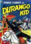 Durango Kid #24 Comic Books - Covers, Scans, Photos  in Durango Kid Comic Books - Covers, Scans, Gallery