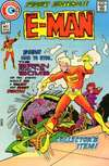 E-Man Comic Books. E-Man Comics.