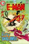 E-Man #5 comic books for sale