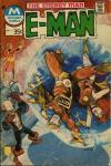 E-Man #9 comic books for sale
