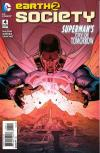 Earth 2: Society #4 comic books for sale