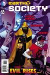 Earth 2: Society #6 comic books for sale