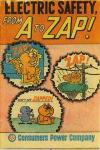 Electric Safety from A to Zap Comic Books. Electric Safety from A to Zap Comics.