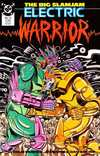 Electric Warrior #13 comic books for sale