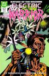 Electric Warrior #16 comic books for sale