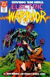 Electric Warrior #17 comic books for sale