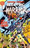 Electric Warrior #5 comic books for sale
