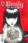 Emily the Strange comic books