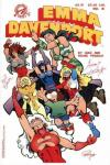 Emma Davenport #8 comic books for sale