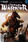 Eternal Warrior: Days of Steel #2 comic books for sale