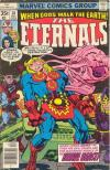 Eternals #18 comic books for sale