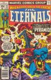 Eternals #19 comic books for sale