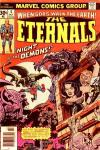 Eternals #4 comic books for sale