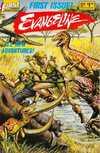 Evangeline comic books