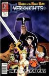Everknights comic books