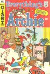Everything's Archie comic books