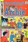 Everything's Archie #15 Comic Books - Covers, Scans, Photos  in Everything's Archie Comic Books - Covers, Scans, Gallery