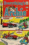 Everything's Archie #25 Comic Books - Covers, Scans, Photos  in Everything's Archie Comic Books - Covers, Scans, Gallery