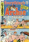 Everything's Archie #4 Comic Books - Covers, Scans, Photos  in Everything's Archie Comic Books - Covers, Scans, Gallery