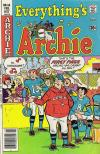 Everything's Archie #54 comic books for sale