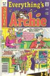 Everything's Archie #58 comic books for sale