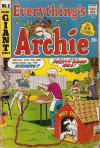 Everything's Archie #8 Comic Books - Covers, Scans, Photos  in Everything's Archie Comic Books - Covers, Scans, Gallery