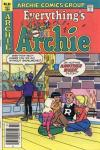 Everything's Archie #99 comic books for sale