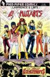 Ex-Mutants #6 comic books for sale