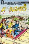 Ex-Mutants #7 comic books for sale
