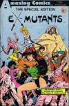 Ex-Mutants: The Special Edition #1 comic books for sale