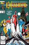 Excalibur comic books