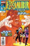 Excalibur #116 comic books for sale