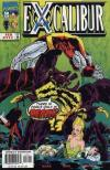 Excalibur #117 comic books for sale