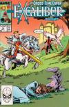 Excalibur #12 comic books for sale