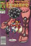 Excalibur #13 comic books for sale