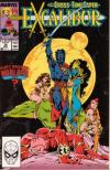 Excalibur #16 comic books for sale