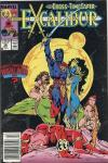 Excalibur #16 comic books for sale