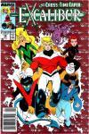 Excalibur #18 comic books for sale