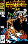 Excalibur #19 comic books for sale