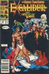 Excalibur #19 Comic Books - Covers, Scans, Photos  in Excalibur Comic Books - Covers, Scans, Gallery