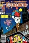 Excalibur #21 Comic Books - Covers, Scans, Photos  in Excalibur Comic Books - Covers, Scans, Gallery