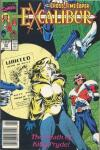 Excalibur #23 Comic Books - Covers, Scans, Photos  in Excalibur Comic Books - Covers, Scans, Gallery