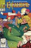 Excalibur #28 comic books for sale