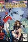 Excalibur #32 comic books for sale